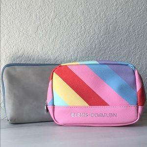 5/$25 ELEMIS & BAREMINERALS Cosmetics Bags